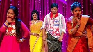 Atha Kodalu Madhyalo Donga Hilarious Skit - Yodha and Chandu Performance - Kiraak Comedy Show - MALLEMALATV