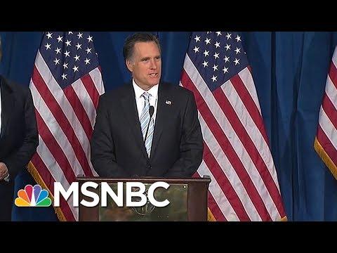 Joe: White House Makes Smart Move In Mitt Romney Support | Morning Joe | MSNBC