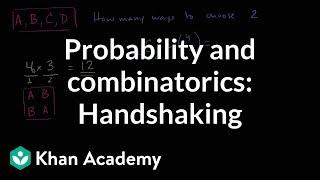 Handshaking combinations
