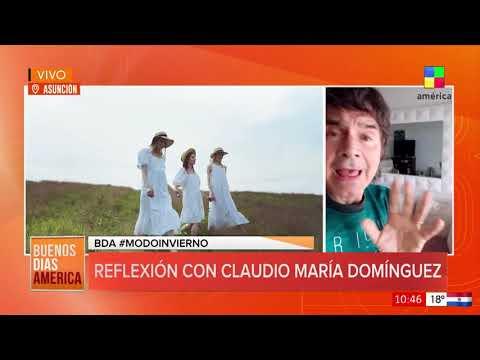 #BDAPy - Claudio María Domínguez: Todos los días aprendemos algo