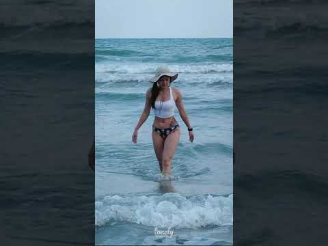 Beach-Girl-ความสุขเล็กๆ