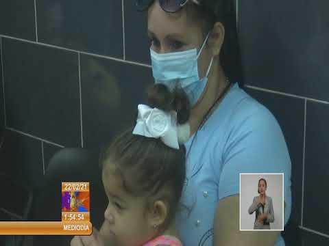 Comienza en Cuba Campaña de Vacunación Antipolio