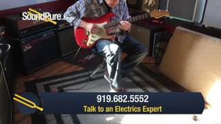 Michael Tuttle Tuned S Fiesta Red HSS Electric #413 Quick n' Dirty