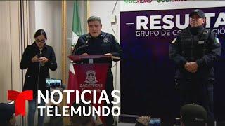 Destitución del director del penal de Cieneguillas tras 2 riñas y 17 muertos   Noticias Telemundo