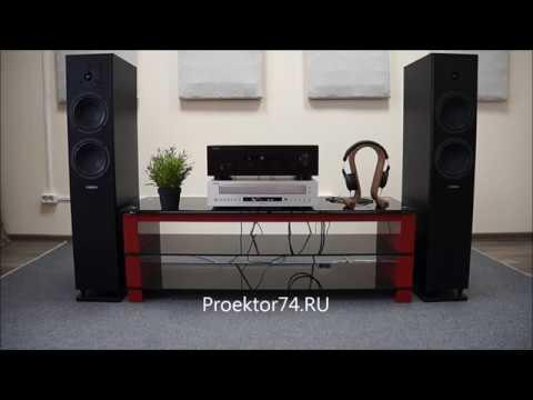 30000 за звук, много или мало? Прослушивание стереокомплекта Yamaha NS-F150 Black & Yamaha A-S201