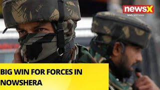 BIG WIN FOR FORCES IN NOWSHERA |NewsX - NEWSXLIVE