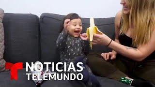 """Padre hace el """"peor regalo"""" a su hija y le reacción le deja boquiabierto   Noticias Telemundo"""