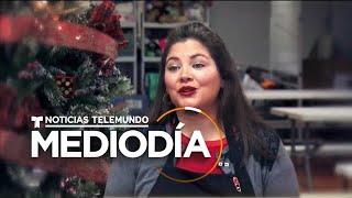 Noticias Telemundo Mediodía, 26 de diciembre 2019   Noticias Telemundo