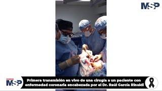 Primer procedimiento de enfermedad coronaria en Puerto Rico