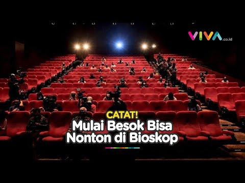 Alhamdulillah! Besok Bioskop di Jakarta Sudah Mulai Dibuka