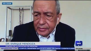 Entrevista al Dr. Enrique Mendoza, decano de la facultad de medicina de la UP