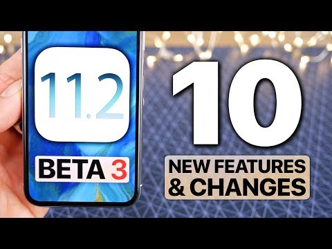 iOS 11.2 Beta 3 Released! What's New Review