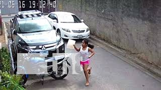 Buscan a este carro blanco que intentó secuestrar a una niña en Managua - Nicaragua