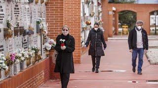 Coronavirus : la mortalité monte toujours plus haut en Espagne, au-dessus de la Chine