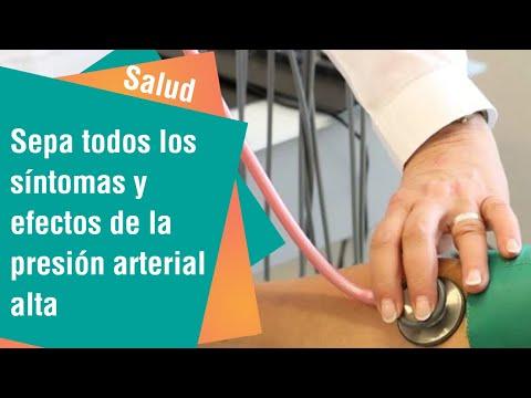 Sepa todo los síntomas y efectos de tener la presión arterial alta para nuestro organismo | Salud