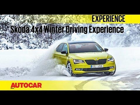 Skoda Winter Drive | Experience | Autocar India