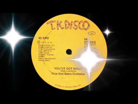 Rice & Beans Orchestra - You've Got Magic (T.K. Disco Records 1977)
