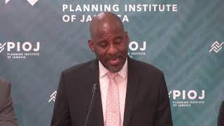 PIOJ Says COVID-19 & Closure OfJISCO-AlpartThreatens Economic Growth  | News   | CVMTV