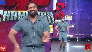 Robert Master Performance Promo - Dhee Champions Grand Finale - 2nd December 2020 - Sudigali Sudheer - MALLEMALATV
