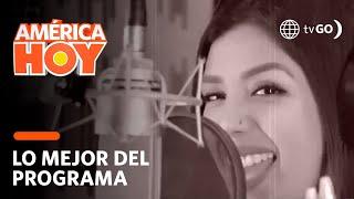 América Hoy: Kate Candela criticó a Daniela Darcourt por sus indirectas a Yahaira Plasencia (HOY)