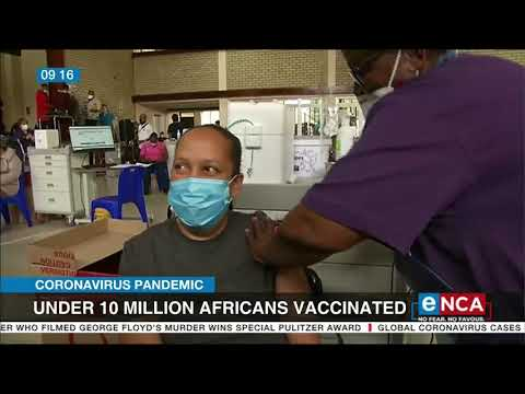 COVID-19: Most Africa states to miss vaccine targets