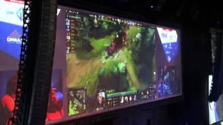 Na`Vi vs Empire - 1st game @ GLS 2014