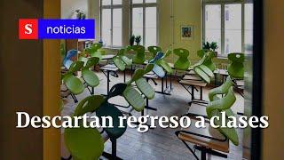 Por covid-19, descartan regreso a clases en Santander   Semana Tv
