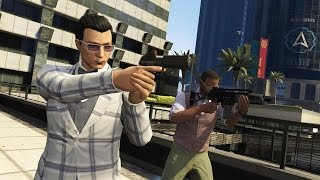 The Hidden Details of the Grand Theft Auto Online Heists Trailer