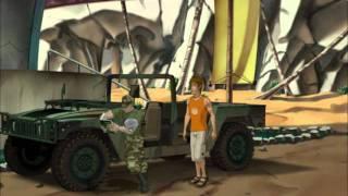 Runaway 2: Сны черепахи. Прохождение Часть 9