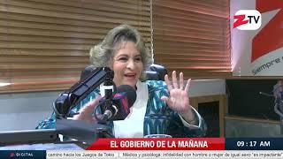 """Alexandra Izquierdo sobre cacerolazos: """"Es un sistema de protesta importado equivocado"""""""