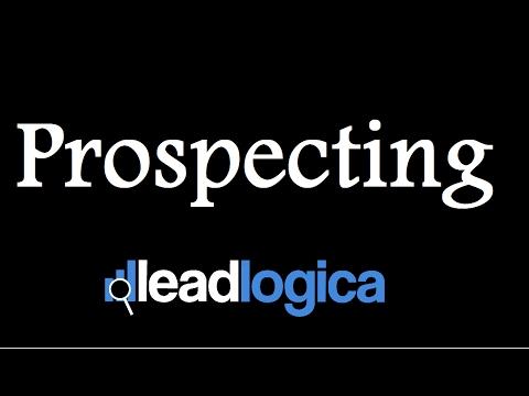 Prospecting for Digital Marketing Agencies