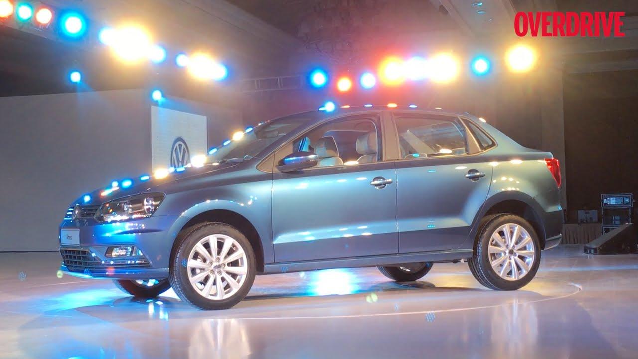 First Look: Volkswagen Ameo