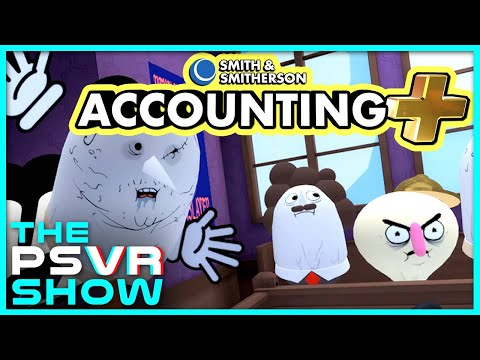 connectYoutube - Accounting Plus Breaks Kevin - The PlayStation VR Show Ep. 5
