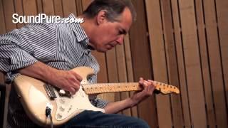 Tuttle Trans White Custom Classic S Electric Guitar