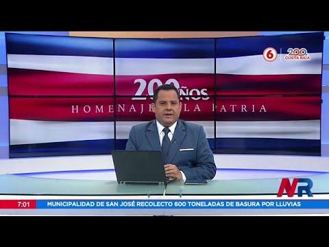 Noticias Repretel Estelar: Programa del 10 de Septiembre del 2021