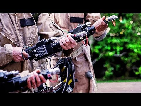 connectYoutube - GHOSTBUSTERS WORLD Trailer (2018) AR Mobile Game