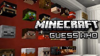 Minecraft: GUESS WHO! - Mini Game