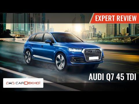 2016 Audi Q7 | Expert Review | CarDekho.com