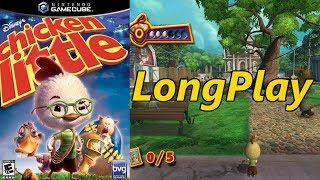Chicken Little Game - Longplay Full Game Walkthrough (No Commentary) (Gamecube, Ps2, Xbox)