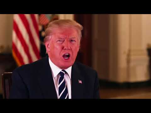 BREAKING: President Donald Trump Delivers an URGENT Message of Unity and Equality