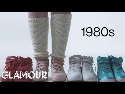 100 Years of Women's Sneakers | Glamour