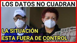 URGENTE, DIPUTADOS CUESTIONAN AL MINISTERIO DE SALUD LOS DATOS NO CUADRAN ESTO ESTA FUERA DE CONTROL
