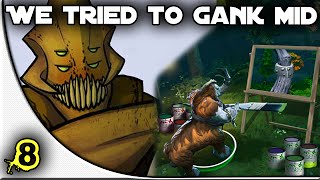 Monday Fails - We tried to gank mid