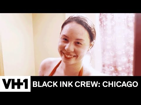 Ryan & Kat Sneak Into The Shower During The Party | Black Ink Crew: Chicago