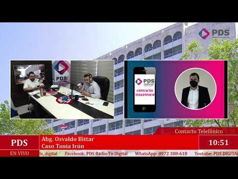 Estuvimos en comunicación con Abg. Osvaldo Bittar - Caso Tania Irún