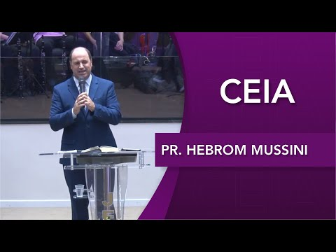 Pr. Hebrom Mussini   A real prosperidade depende de fidelidade   Mateus 24.45   01 03 2020
