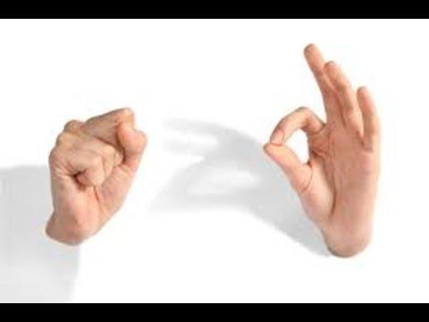 Publican reglamento de ley que aprueba lenguaje de señas