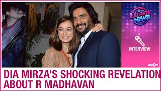 Dia Mirza's SHOCKING revelation about R Madhavan being a farmer - ZOOMDEKHO