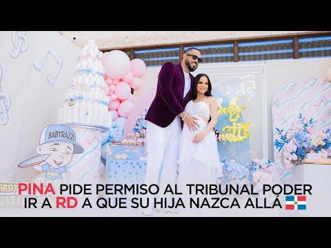 Pina quiere q su hija nazca en RD ya q nacería el día que su padre murió ¿ Tribunal lo dejará
