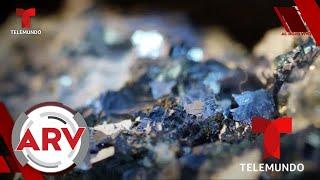 Ni oro ni plata, éste es el metal más caro del mundo   Al Rojo Vivo   Telemundo